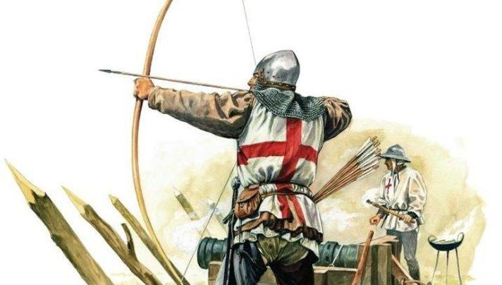 english long bowman